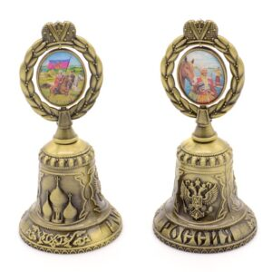 Колокольчик Кубань (бронза) 22828