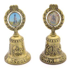 Колокольчик Краснодар (бронза) 42666