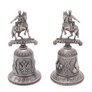 Колокольчик Кубань-Краснодар Казак (серебро) 46183