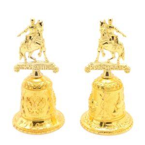 Колокольчик Кубань-Краснодар Казак (золото) 49951