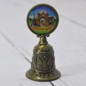 Колокольчик Екатерина святая, Триумфальнрая арка и Памятниу собачкам (бронза) 56367