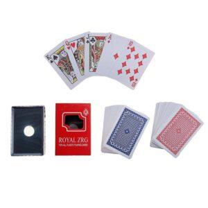 Карты игральные пластиковые Royal Classic, 54 шт., 25 мкм 49428