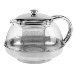 "Чайник заварочный 1050 мл ""Металлик"" 42052"