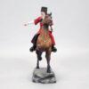Кубанский казак на гнедном коне, полноцвет (ручная роспись) 54170 87127