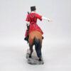 Кубанский казак на гнедном коне, полноцвет (ручная роспись) 54170 87128