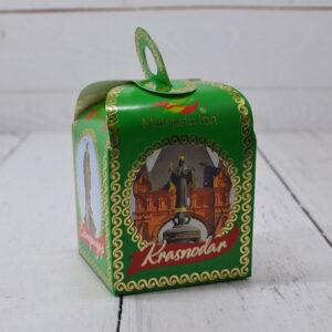 Чай зеленый байховый с цветками и бутонами жасмина «Краснодар» 50 г. Мацеста 46699