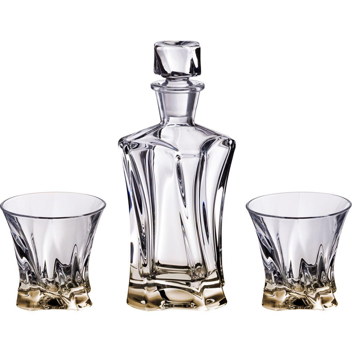 """Набор для виски """"COOPER"""" 3 пр. 400/230 мл. 47255"""