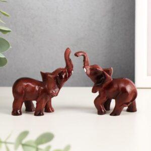 Слон под красное дерево 55960