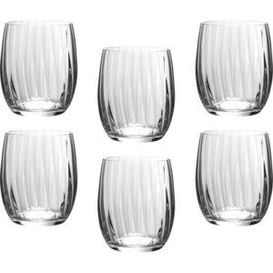 """Набор стаканов для виски """"Waterfall"""" из 6 шт. 300 мл 56581"""