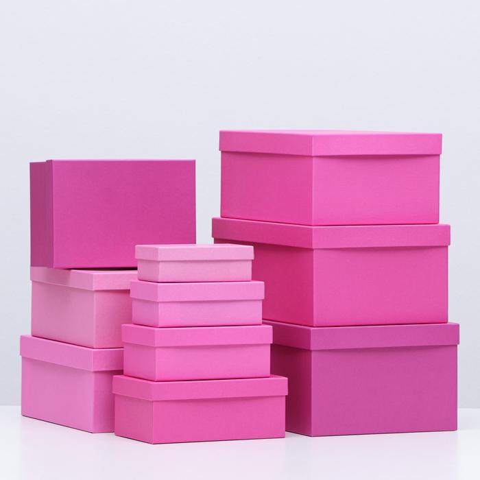 """Коробка для подарков """"Пантон 230"""" 55786"""