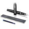 Перьевая ручка Parker IM Core - Black CT 1931644 34115