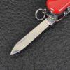 Нож-брелок Victorinox Nail Clip 580, 65 мм, 8 функций 0.6463 41037