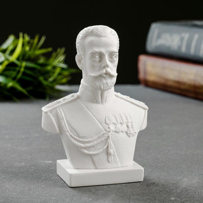 Бюст Николая II 56076