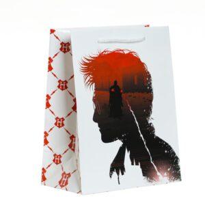 Пакет подарочный «Гарри Поттер», 180х227х100 мм 57155