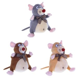 """Игрушка """"Мышка"""" 3 вида 51360"""