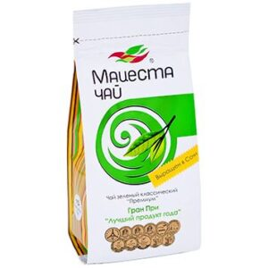"""Чай зеленый классический """"Премиум"""" 100 г. Мацеста 46605"""