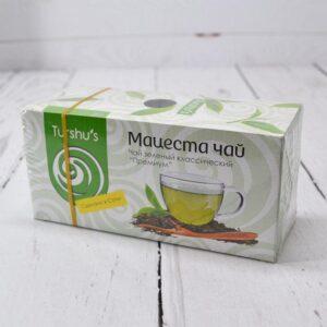 """Чай зеленый классический """"Премиум"""" 37 г. Мацеста 46701"""