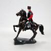 Кубанский казак на коне 25 см, полноцвет (ручная роспись) 54155 87135