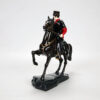 Кубанский казак на коне 25 см, полноцвет (ручная роспись) 54155 87137