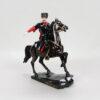 Кубанский казак на коне 25 см, полноцвет (ручная роспись) 54155 87138
