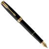 Перьевая ручка Parker Sonnet Core - Matte Black GT 1931516