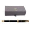 Перьевая ручка Parker Sonnet Core - Matte Black GT 1931516 32146