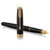 Перьевая ручка Parker Sonnet Core - Matte Black GT 1931516 32147