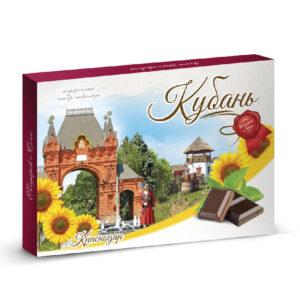 Набор Шоколадок Кубань 200 г. 51657
