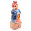 Казачка на сундуке в синем фартуке 50214 57266