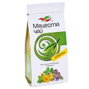 """Чай зеленый байховый """"Травяной"""" 75 г. Мацеста 46927"""