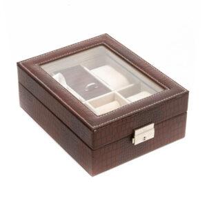 """Шкатулка для хранения часов и ювелирных украшений  """"CALVANI"""" 56336"""