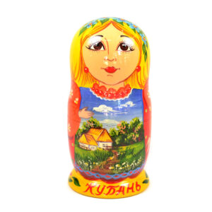 Матрешка-шкатулка Кубань 40917