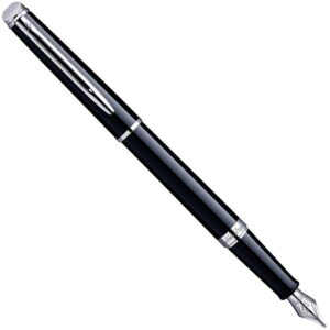 Перьевая ручка Waterman Hemisphere – Mars Black CT S0920510