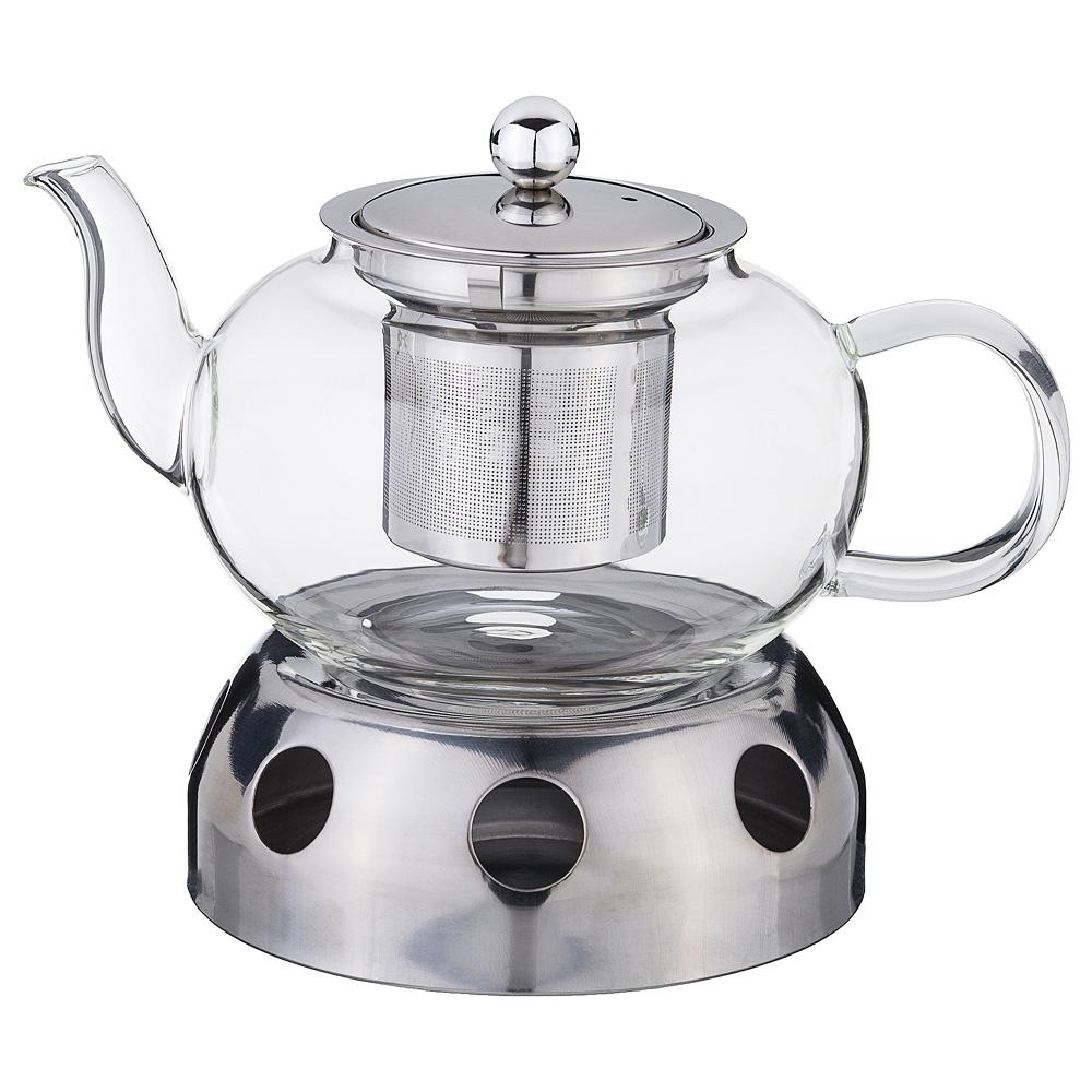 Чайник заварочный с фильтром 800 мл. 48277