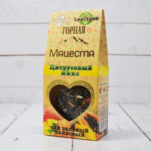 "Чай зеленый байховый ""Цитрусовый микс"" 75 г. Горная Мацеста 53215"