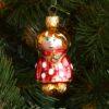 Игрушка на ёлку Домовой (стекло) 51126