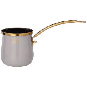 Турка agness эмалированная, серия тюдор 0,35л подходит для индукцион.плит 55539