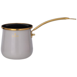 Турка agness эмалированная, серия тюдор 0,65л подходит для индукцион.плит 55540