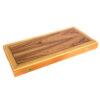 Нарды деревянные без клетки без орнамента 26611
