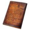 """Обложка на паспорт """"Гражданин"""" виза 45540 83529"""