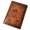 """Обложка на паспорт """"Сова"""" 45548"""