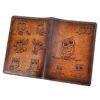 """Обложка на паспорт """"Сова"""" 45548 83580"""