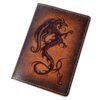 """Обложка на паспорт """"Огненный дракон"""" 45556"""