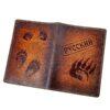 "Обложка на паспорт ""Русский"" 45569 83567"