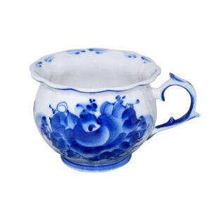 Чашка Императорская 250 мл. (гжель) 57295