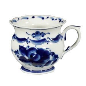 Чашка Ольга 350 мл. (гжель) 57297