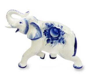 Слон N3 (гжель) 43243