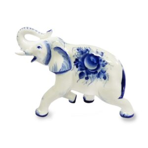 Слон N7 (гжель) 43246