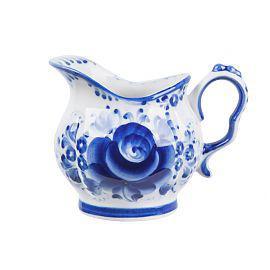 Молочник Голубая рапсодия (гжель) 57311