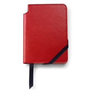 Записная книжка Cross Journal Crimson, A6, красного цвета, с местом для хранения ручки, 160 страниц